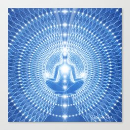The Expression of the Divine Canvas Print