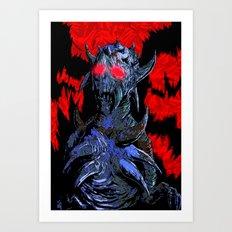 PAZUZU Art Print