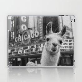 Chicago Llama Laptop & iPad Skin