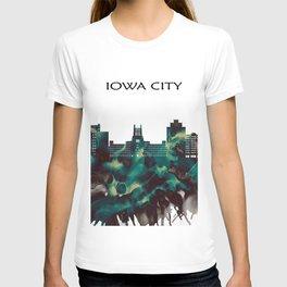 Iowa City Skyline T-shirt