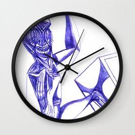 «Pan y circo» Wall Clock