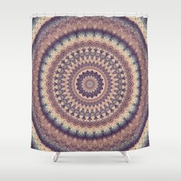 Mandala 512 Shower Curtain