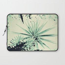 Abstract Urban Garden Laptop Sleeve