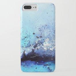 Bermuda Paradise Mixed Media Painting iPhone Case
