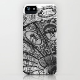 Swing Carousel iPhone Case