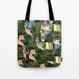 Mindfulness Exercise Tote Bag