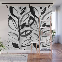 Botanical Joy No.7A by Kathy Morton Stanion Wall Mural