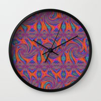 persian Wall Clocks featuring Persian by gretzky