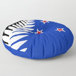Proposed new Flag design for New Zealand Floor Pillow