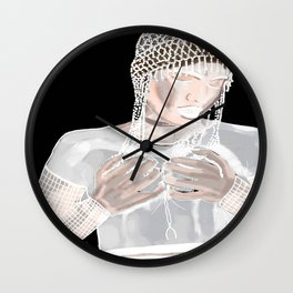 Squeeze me  Wall Clock
