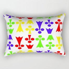 Checkmate Rectangular Pillow