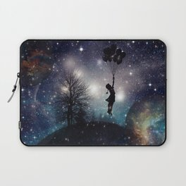 to the sky Laptop Sleeve