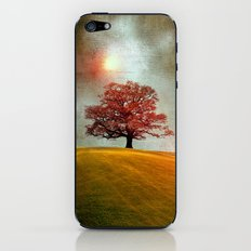 Energy & love (colour option) iPhone & iPod Skin