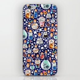 If Happiness Could Be Bottled  iPhone Skin