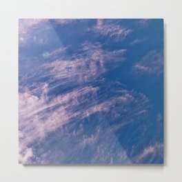 Clouds 21 Metal Print