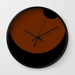 The Eye Wall Clock
