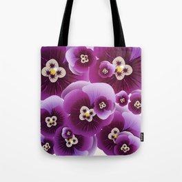 Violette Tote Bag