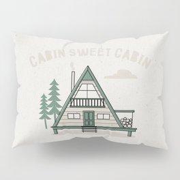 Cabin Sweet Cabin Pillow Sham