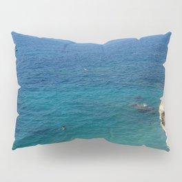 Summer Seascape Pillow Sham