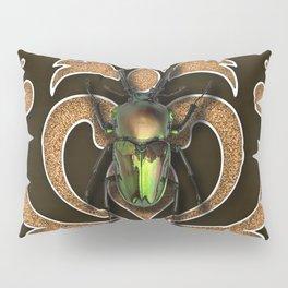 ELECTRIC BEETLE Pillow Sham