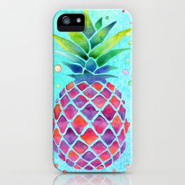 Pineapple Crush iPhone Case