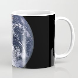 Nasa Picture 4: The earth from the space or the blue marble. Coffee Mug