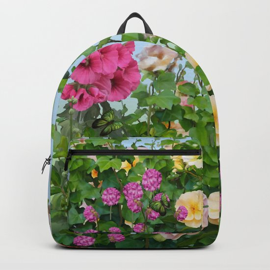 Wild Garden Backpack