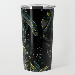 The life of the living dead Travel Mug