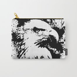 The Majestic American Bald Eagle Carry-All Pouch