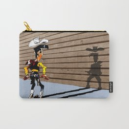 OUUUPS! - wooden wall version Carry-All Pouch