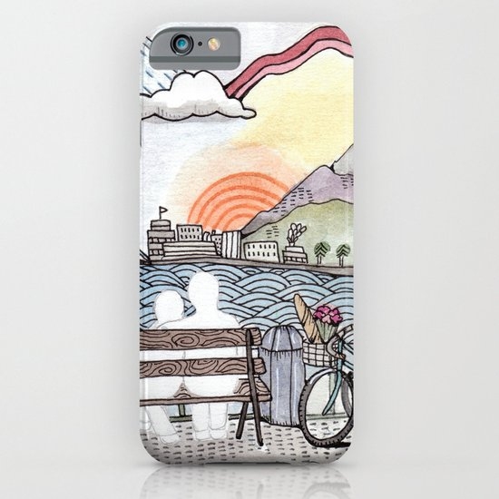 You and Me iPhone & iPod Case