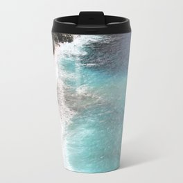 Get Lost in the Tides Travel Mug