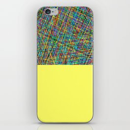 kombinat iPhone Skin