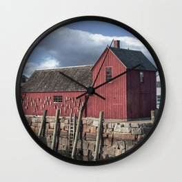 Rockport's Motif #1 Wall Clock