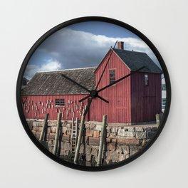 Rockport's Motif #1 Wall Clock