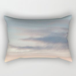 Sea & Sky scape abstract Rectangular Pillow