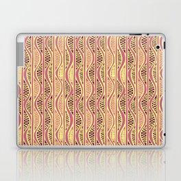 Peapods - Honeysuckle Gold Laptop & iPad Skin