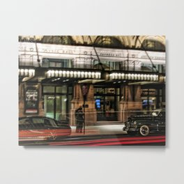 Carnegie and Class Metal Print