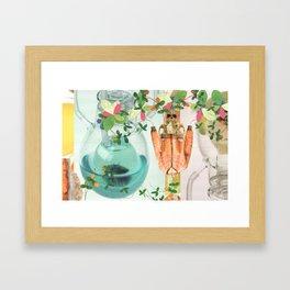 Propagation 3 Framed Art Print