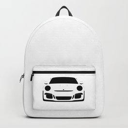 racing car Backpack