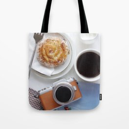 Refreshment while travel Tote Bag