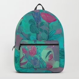 The flowers of evil Backpack