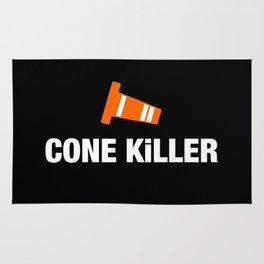 Cone Killer v3 HQvector Rug