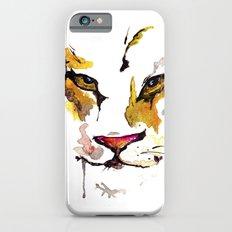 Tiger Tiger Burning Bright iPhone 6 Slim Case