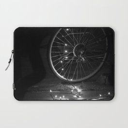 Hope in the Spokes Laptop Sleeve