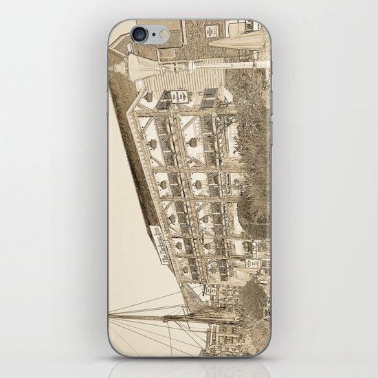The Dickens Inn Pub London iPhone & iPod Skin