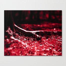 Nook #2 - Kodak AEROCHROME (4x5 film) Canvas Print