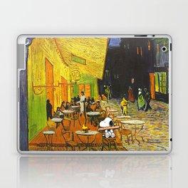 Snoopy meets Van Gogh Laptop & iPad Skin
