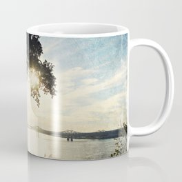 Mississippi River at Natchez Coffee Mug