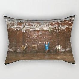 Musical Chairs Rectangular Pillow